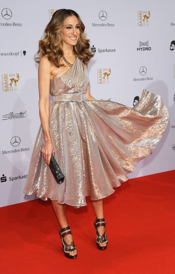 Сара джессика платья фото