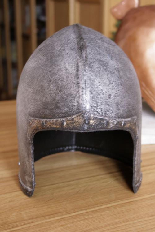 Как сшить шлем рыцарей