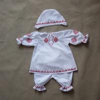 Укурікук вишиванки для немовлят