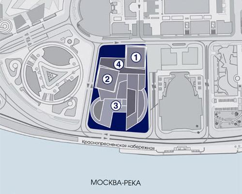 Башня Москва (апартаменты с 19