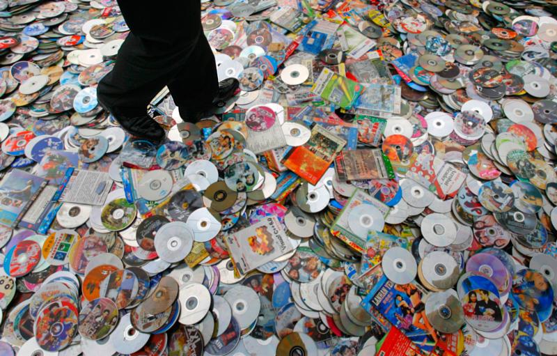 Защита авторского права или круговая порука?