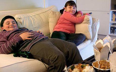 Вес ребенка влияет даже на выбор друзей