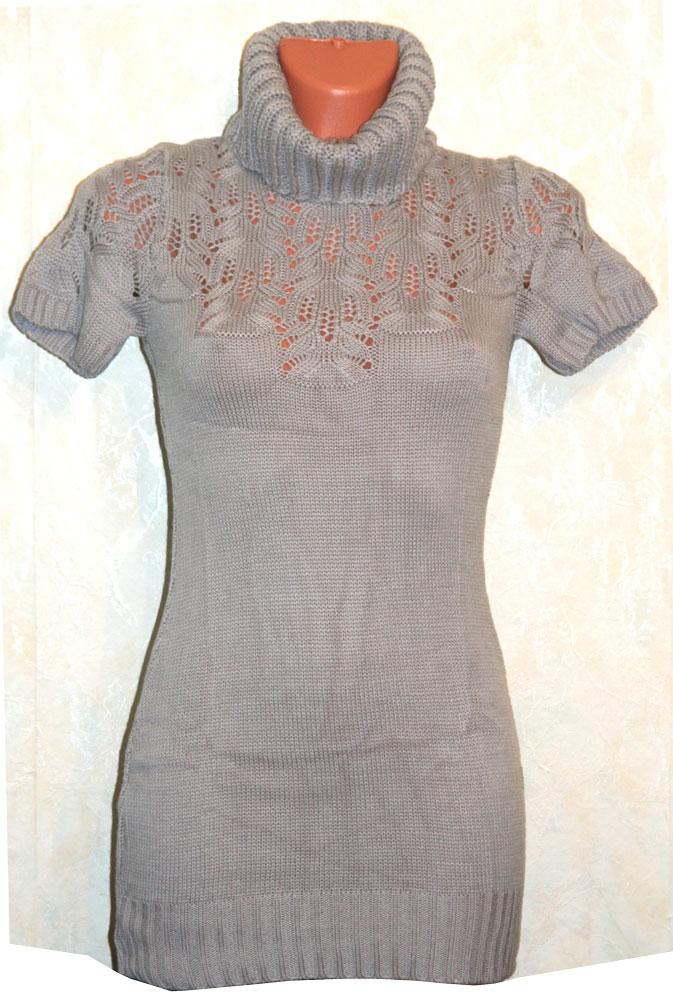 вязаные платья с описанием Сайты о