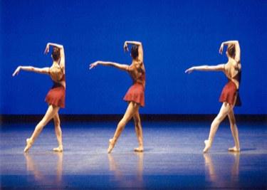 Испания - Португалия. Дерби балерин.