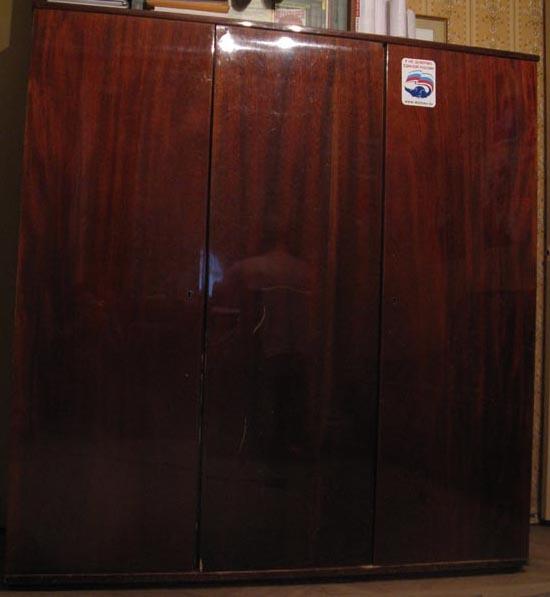 Шкаф, старый, москва: otdam_darom.