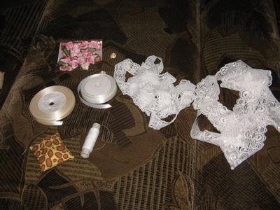 подвязка невесты - Millinda