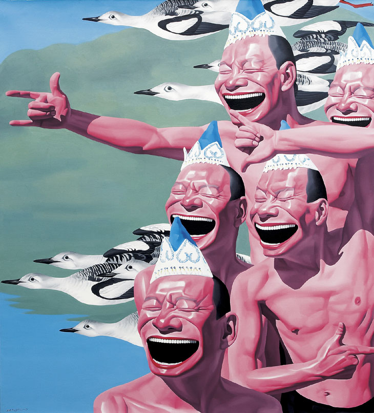 a commentary on contemporary china Art history: china study  the meaninglessness of contemporary political language and as a commentary on the unintelligibility of the past.