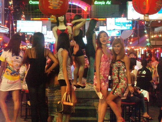 Тайланд трансы фото