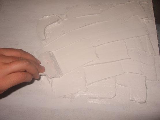 Ремонт гур газФактурная шпаклевка стена своими руками