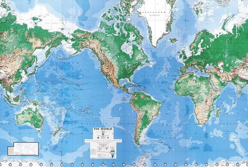 Как видят мир в США