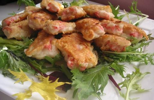 из рыбы, морепродуктов, крабовых палочек Krabovie-palochki