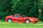 Фото Ferrari 599 GTB суперкар