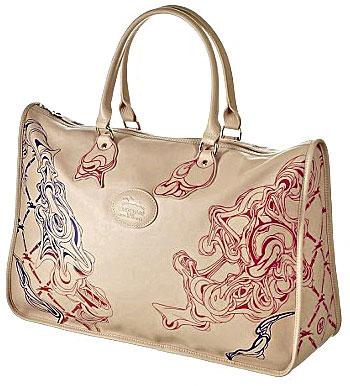 22.09.2008 Юбилейные сумки Longchamp.