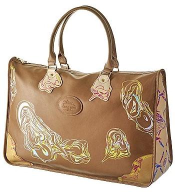 Фотографии сумок от Longchamp.