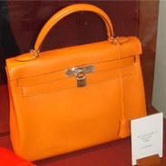 ...сумка Hermes, выполненная специально для Грейс Келли - Kelly Bag.