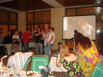 Посвящается Блогерам,со Второго слета в Иордании.Последний Гала-ужин в Акабе.МЫ БЫЛИ..