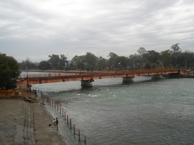 У берегов реки Ганг
