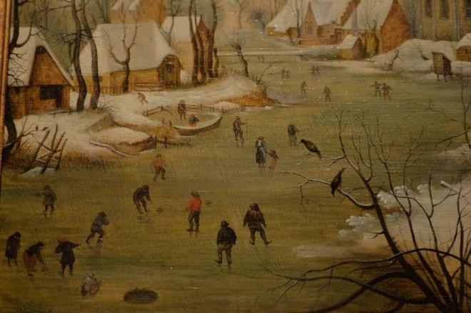 фламандская живопись 17 века: