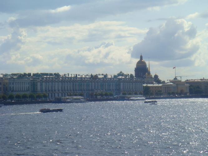 Ближайшие к городу Санкт-Петербург объекты системы