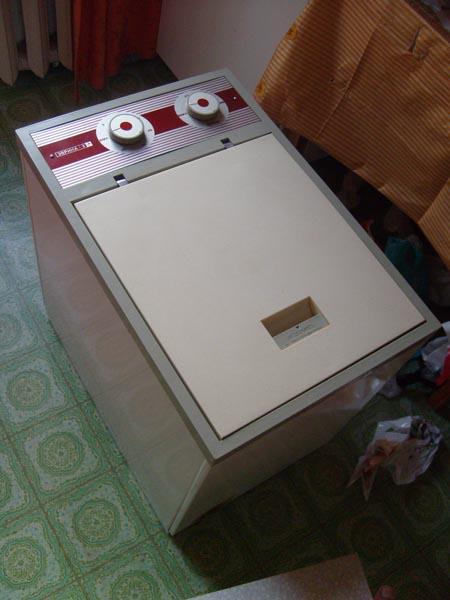 Эврика -3. Машина стиральная