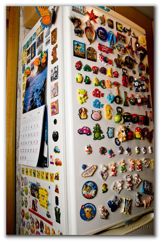 магнитики на холодильник с фото