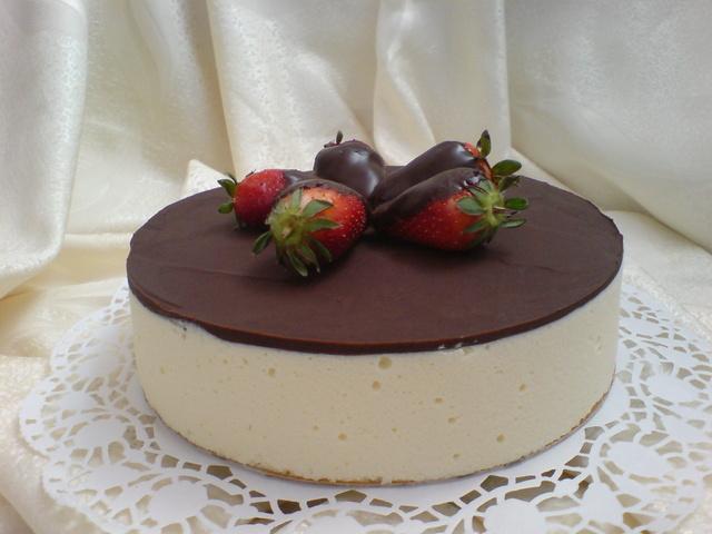 торт птичье молоко из сливок рецепт с фото пошагово