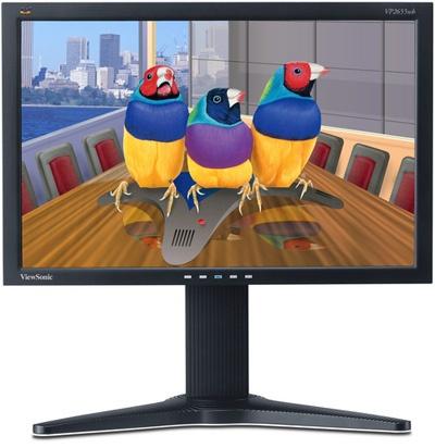Монитор ViewSonic VP2655wb