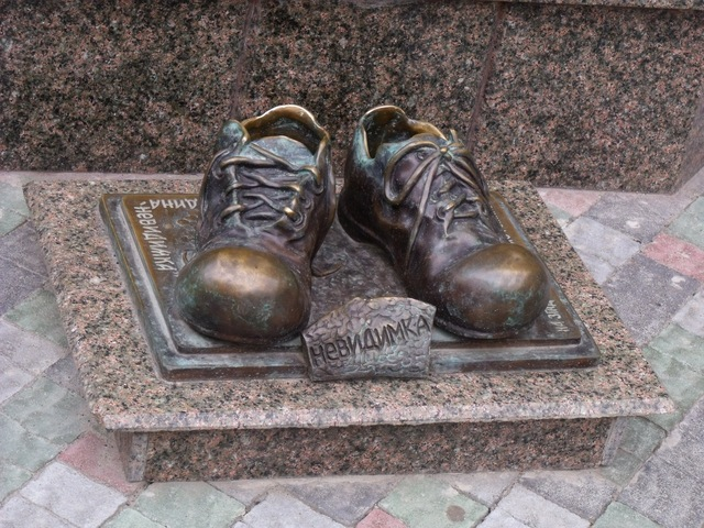 Незвичайні пам ятники в росії і на