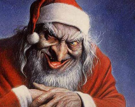Злой Дед Мороз