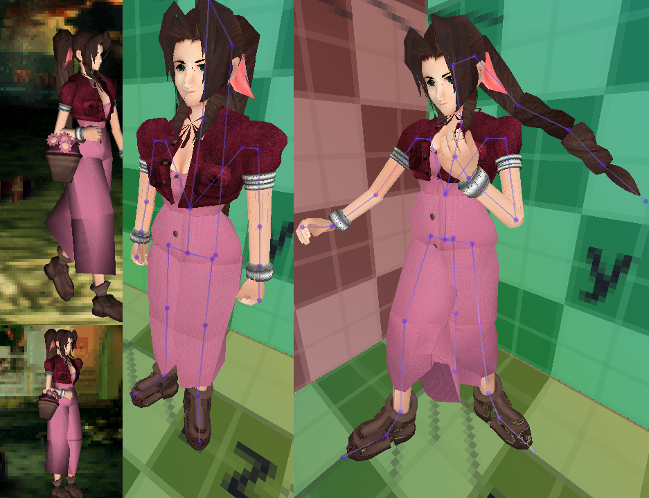 FF7] Mod Details for Bootleg - Tifa's Package (WIP)