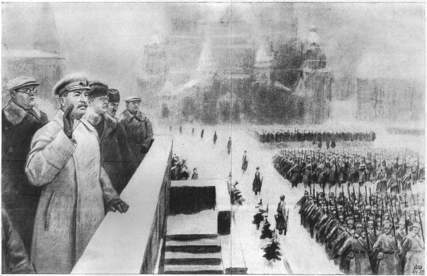 Картинки по запросу парад 7 ноября 1941