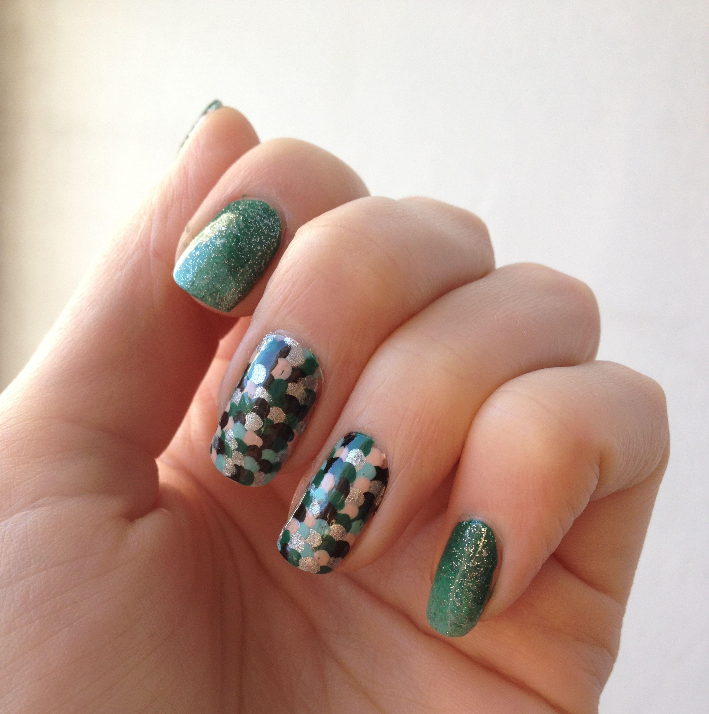 Дизайн ногтей камушки фото