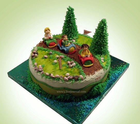 Для торта из мастики торт из крекера