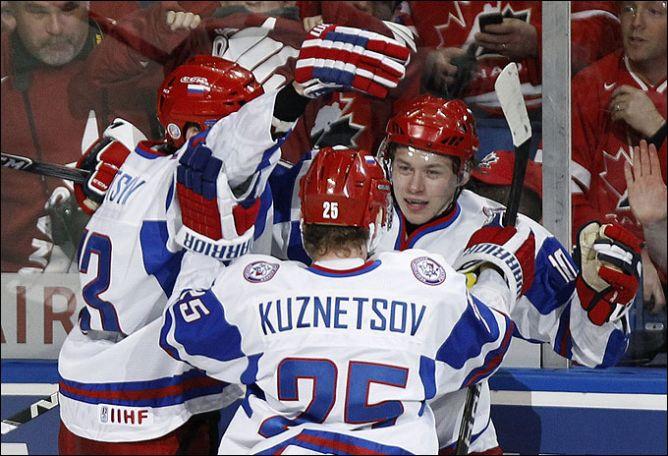 суперсерия, Илья Ковальчук, Валерий Харламов, молодежная сборная России