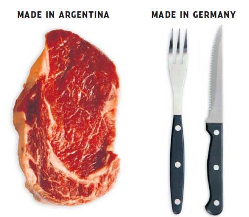 Аргентина вперде