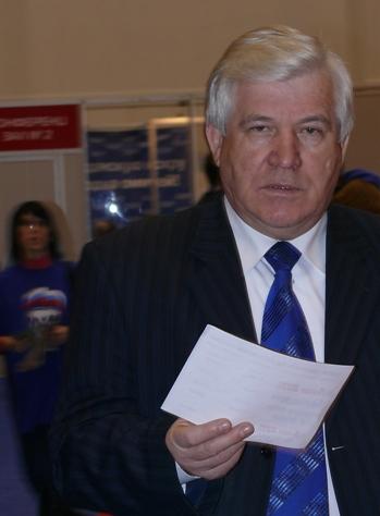 Бывший глава криминальной милиции Омской области Виктор Коваленко