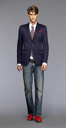 пиджак и джинсы. джинсы мужские фото.  Теги.