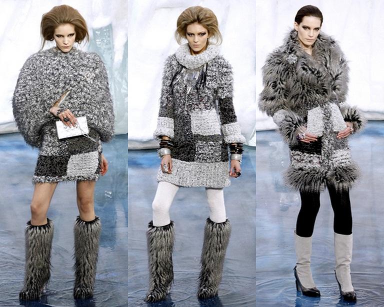 Chanel - весна-лето Брюки в галереях: палас бридж, джинсы с карманами.