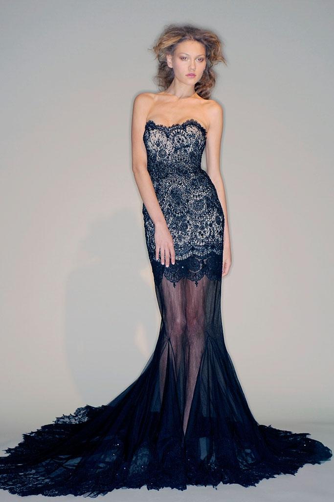 Длинные платья очень красивые