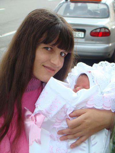 Яна Дубинянська з Еліною