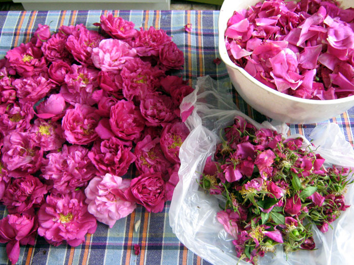 Варенье из лепестков роз Гюльбешекер