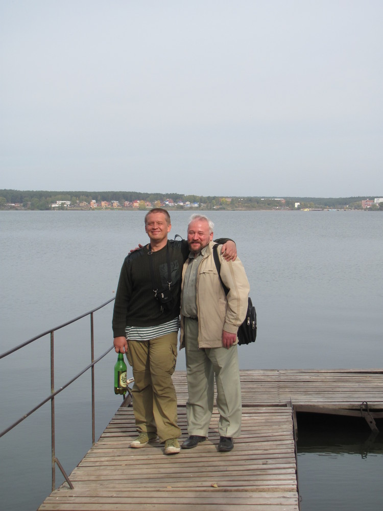 рыбалка воткинского пруда