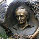 В Житомире возложили цветы к бюсту Вячеслава Чорновола. ФОТО