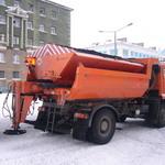 Житомир: Дороги Житомира зимой будут посыпать солью, а не песком