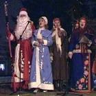 Культура: В Бердичеве открылась городская новогодняя елка. ФОТО