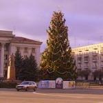 Житомир: 22 декабря Шелудченко откроет Новогоднюю елку в Житомире. ФОТО