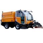 Житомир: В Житомире появился City Cat 2020 - машина для уборки тротуаров. ФОТО