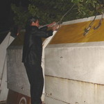 Житомир: С улицы Московской, убрали железные киоски. ФОТО