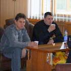 Власть: Охрана наследила в Житомирском облсовете. ФОТО
