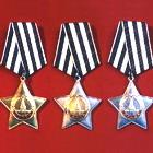 Культура: Единственный в области полный кавалер орденов Славы получил госнаграду от Президента Украины